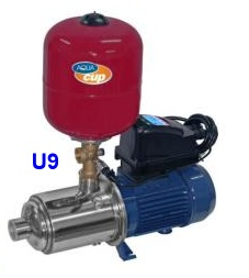 Aquacup Domácí vodárna Economy Control U9 - 1100W, 14000l/hod