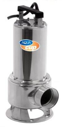 Aquacup BEST INOX 2200, 2200W, 45000l/h Ponorné kalové čerpadlo